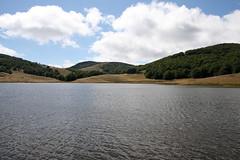 Lac des Pises en Lozère (Cévennes)