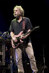 Bob Weir of The Dead on 4/25/09 at Madison Square Garden, New York City