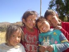 Children in Mayola - Sacabamba, Bolivia