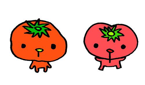 トマット仲間