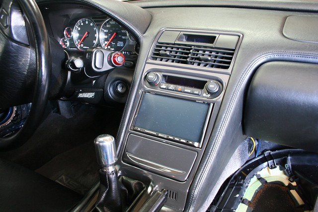 system stereo 1997 acura nsx