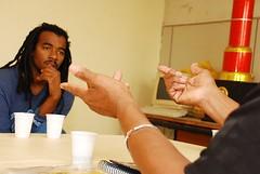(cassimano) Tags: black soccer negro preto corao futbol periferia favela futebol entrevista pel zonanorte varzea trabalhosocial varzeano