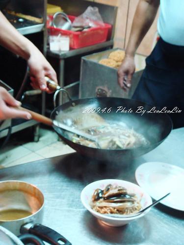 台南炒鱔魚麵|大灣永康