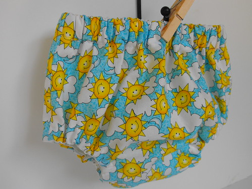 Sun Your Buns Diaper Cover