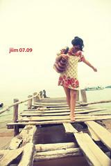 step by step (Jiimmy.) Tags: summer d70 july sunny vietnam 2009 07 danang nikkond70 hoianoldtown
