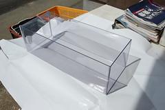 塩ビ透明板什器5
