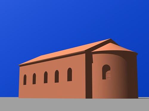 merowingische Kapelle
