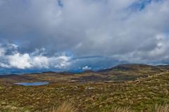 Approaching Loch Dughaill, Isle of Skye (www.bazpics.com) Tags: trip sea summer vacation mountain holiday skye landscape island islands scotland highlands scenery tour view isleofskye ben hill may scottish august visit scot week loch isle 2009 barryoneilphotography