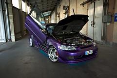 Honda Civic (MaddixLuxx) Tags: honda pentax flash sigma civic 1020 cokin hossa strobist k10d da55 ashowoff