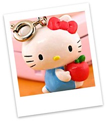 Hello kitty giveaway on my blog