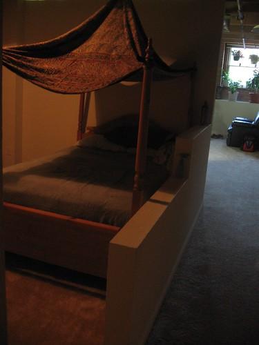 Secret Fort Bed
