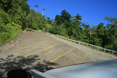 The Steepest Road In Cuba