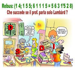 Che succede se il prof. parla solo Lumbàrd?