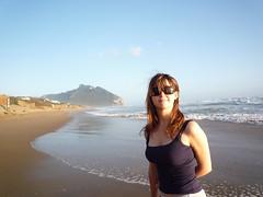 P1040635 (Andrea Omizzolo) Tags: italy parco relax italia mare andrea latina 2009 spiaggia cibo ferie vacanze giulia lazio luglio sabaudia nazionale circeo libera omiz