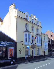 The Trafalgar Public House, Douglas, Isle Of Man. (Jim Linwood) Tags: bar pub inn trafalgar douglas isleofman