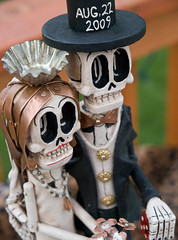 pagan & wiccan weddings & handfastings: A Dia de los Muertos Wedding
