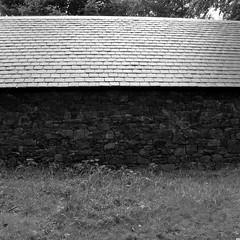 Wood Slate Stone Grass (pathlost) Tags: uk sculpture art festival square scotland edinburgh andygoldsworthy jupiterartland stonehousebonnington galahillwood