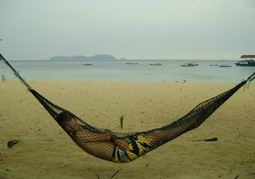 Enredado en Pulau Tioman