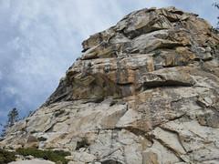 Upper Wall from Notch (5.7) (rhyang) Tags: sierranevada rockclimbing tuolumnemeadows