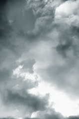 Dramatic sky (KristerP) Tags: sky cloud clouds dramatic cumulus drama cirrus