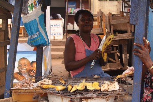 The Plantain Lady