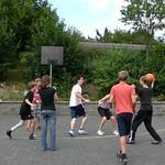 Streetballturnier Kirchplatz