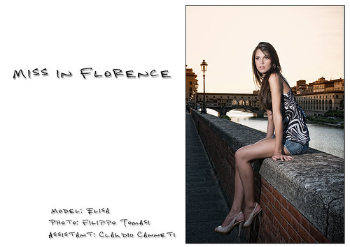 """Miss in Florence """"tribute"""""""