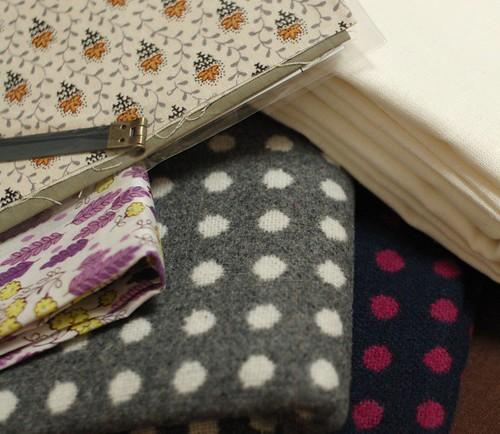 Fabrics from SWANY