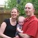 week 23- backyard family pic