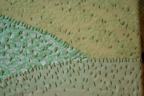 Grassy Stitches