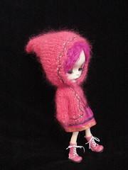 Pink Winter Warmer anorak