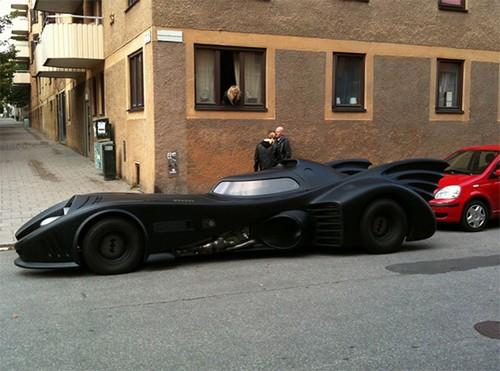 華麗蝙蝠車