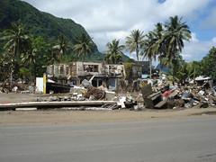 American Samoa Tsunami 2009