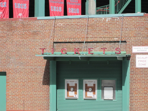 Around Fenway
