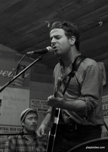 Alex Casnoff and Taylor Goldsmith of Dawes