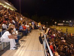 Providence High School Football game