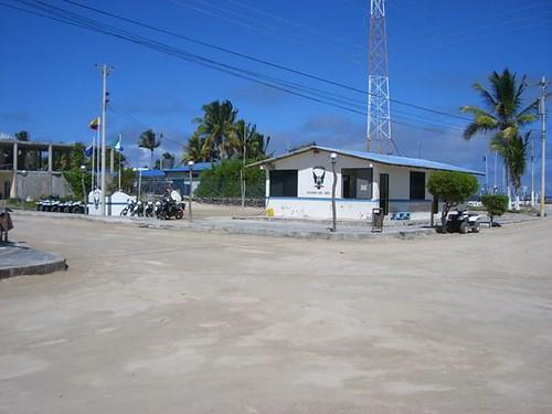 Galapagos-Police