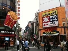 渋谷ブックオフ