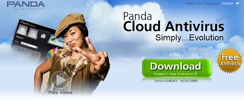 Panda Cloud Avtivirus