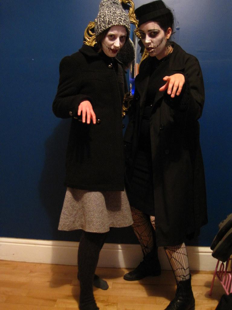 zombie widows