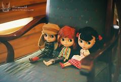 [Blythe] Posettes & Natsu & Dang-za