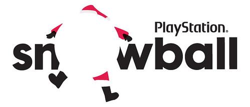 PlayStation Snowball Logo