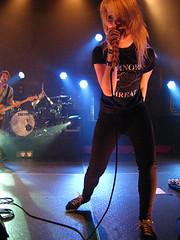 Hayley Williams(Paramore)