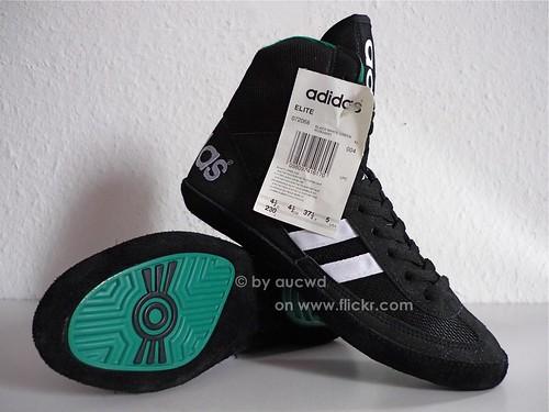 Adidas Elite International Wrestling Shoes