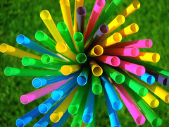Looking for a simple Rainbow... (Ai in Technicolor) Tags: life light summer sun love grass lines spring rainbow colours estate geometry circles tubes shapes verano palermo powerful colori prato cannucce cannuccia catcontest spiritofphotography