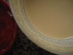 Failed condensed milk