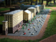 model town w tilt-shift effect (axiepics) Tags: street cars buildings model europe country ukraine tilt ukraina tiltshift modeltown giap friendlygames gameswinner friendlygameswinner gettyimagesartistpicks giapnov0909 copyrightalexskellyallrightsreserved