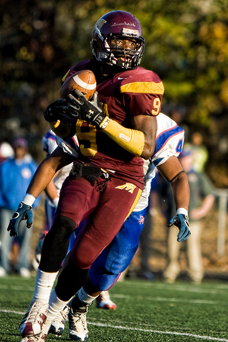 Bishop McNamara High School Football
