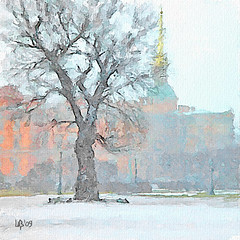 Saint Michael's Castle, St. Petersburg (piker77) Tags: urban painterly castle art saint architecture digital photoshop computer watercolor painting stpetersburg landscape michael interesting media natural russia aquarelle digitale manipulation simulation peinture illusion virtual watercolour transparent acuarela tablet technique wacom stylized pintura imitation  aquarela aquarell emulation malerei pittura virtuale virtuel naturalmedia urbanpics    piker77wc nmpemulation arthystorybrush