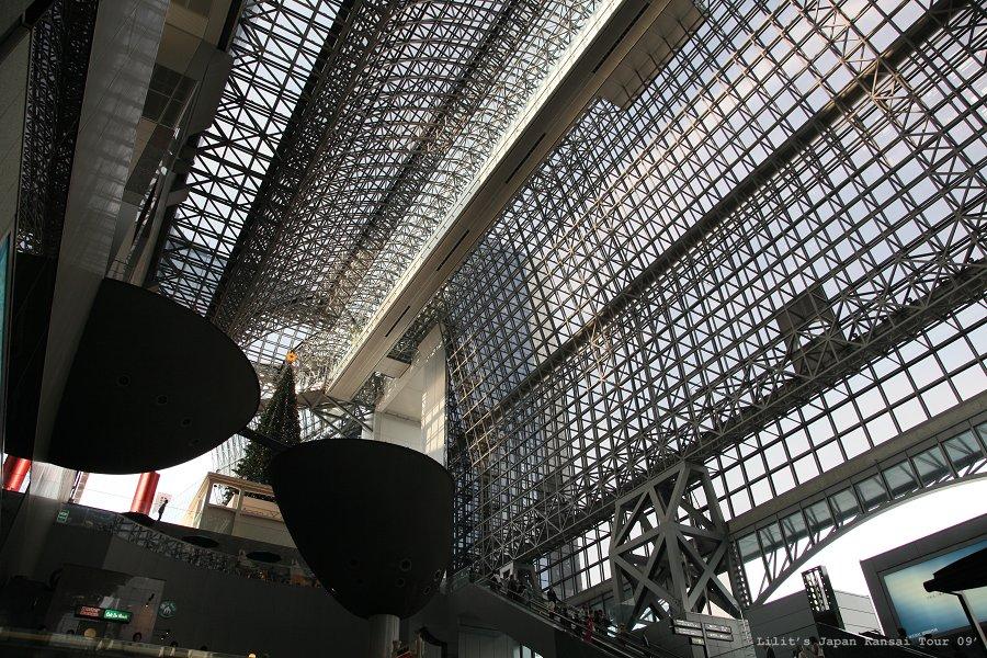 京都車站內